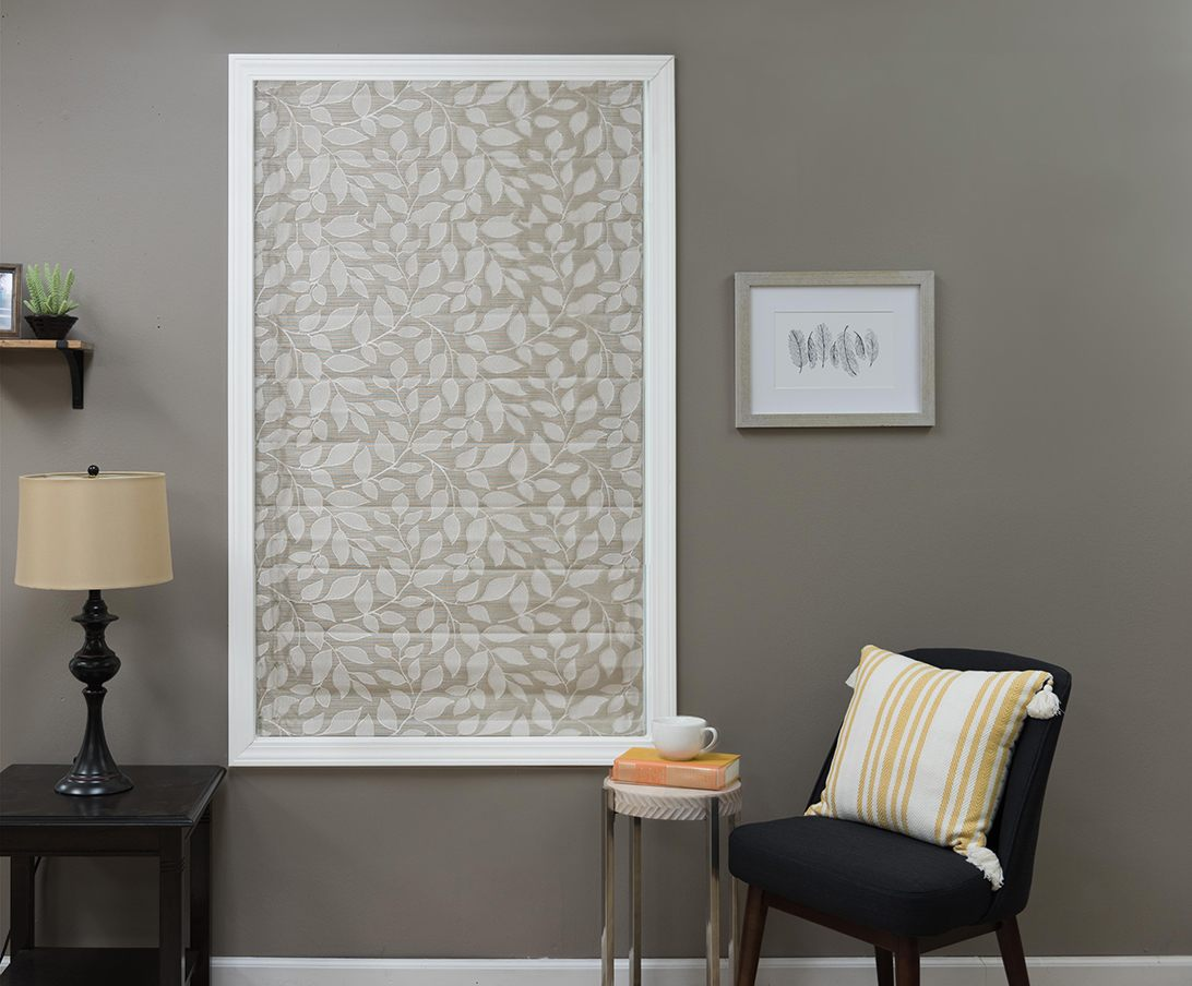 Roman Shades Add Softness to the Room   Environment