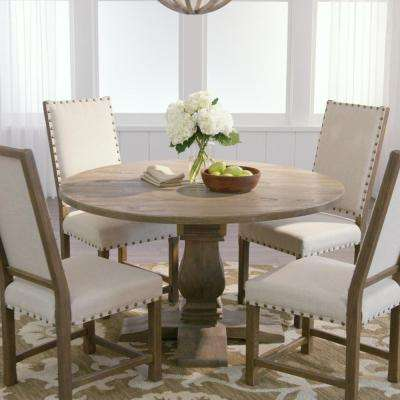 Round - 4 Person - Dining Table - Kitchen & Dining Tables - Kitchen