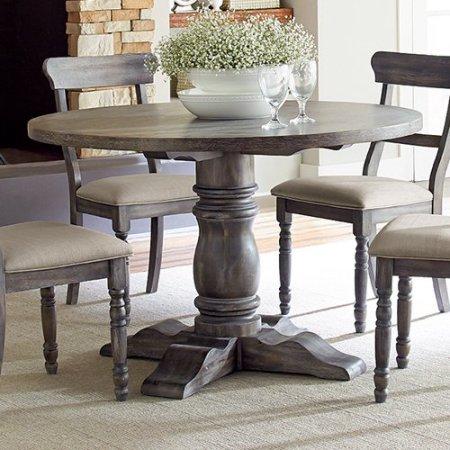 Round Kitchen Tables - 5 Tips + Great Resources - Travis Neighbor Ward