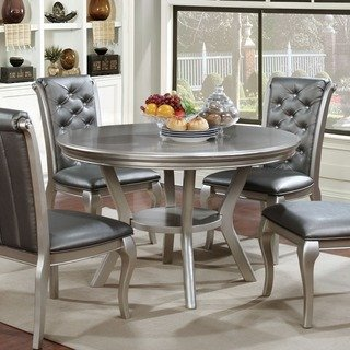Round Kitchen Table Makes Better Choice   for Family Life