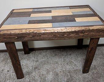 Rustic desk | Etsy