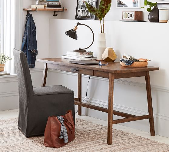 Mateo Rustic Desk | Pottery Barn