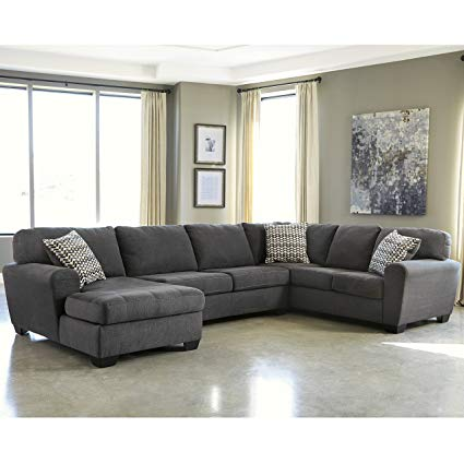 Amazon.com: Flash Furniture Benchcraft Sorenton 3-Piece RAF Sofa