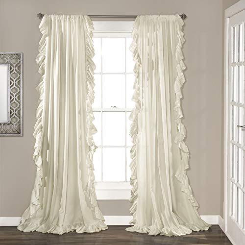 Shabby Chic Curtains for Edgy Beauty