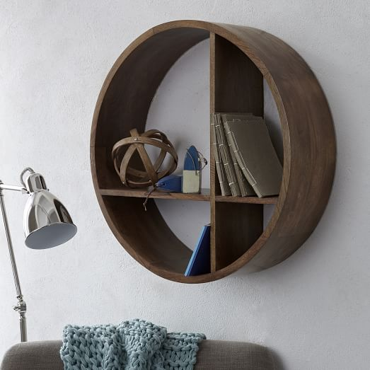 Shape Wall Shelf | west elm
