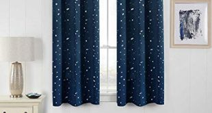 Amazon.com: WPKIRA Window Treatments Short Curtains Grommet Room