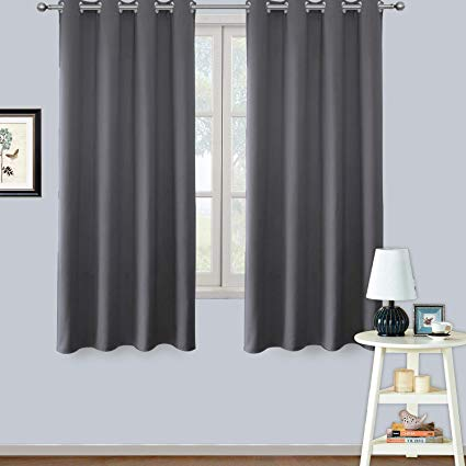 Amazon.com: LIFONDER Bedroom Window Blackout Curtains - Thermal