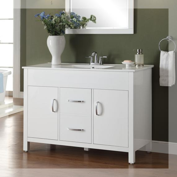 Sink Cabinets - More Rooms