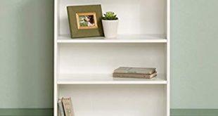 Amazon.com: Sauder Small Modern 3 Shelf Bookcase - Small, Mini and
