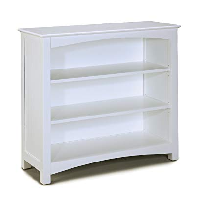 Amazon.com: Bolton Furniture Wakefield Small Bookcase with Two