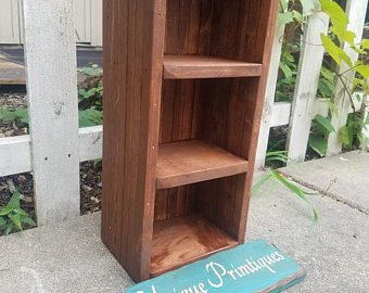 Small bookcase | Etsy