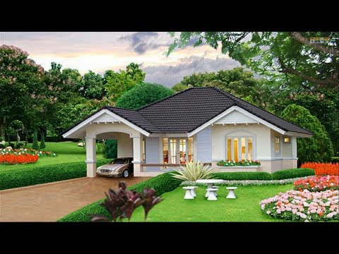80 Beautiful Images of Simple Small House Design - YouTube