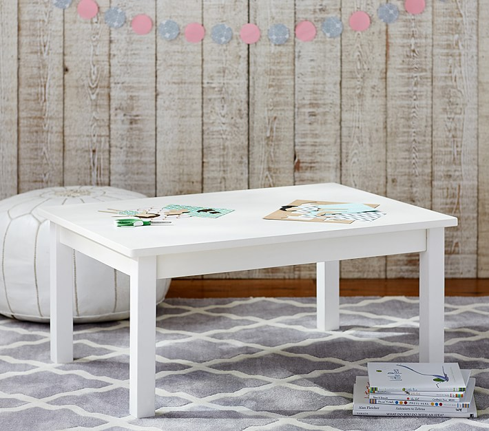 Carolina Grow-with-you Small Table | Pottery Barn Kids