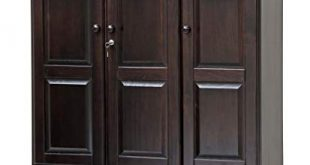 Amazon.com: 100% Solid Wood Grand Wardrobe/Armoire/Closet by Palace