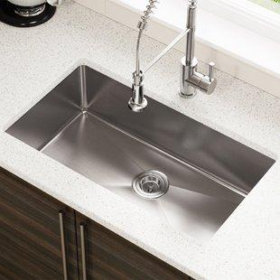 Stainless Sink | Wayfair