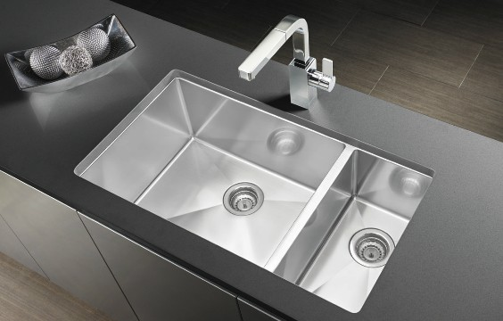 BLANCO STEELART Handcrafted Stainless Steel Sinks | Blanco