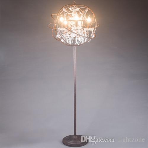 Standing Lamps Illuminate Dark Corners at   Home