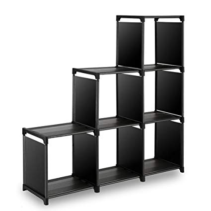 Amazon.com: TomCare Cube Storage 6-Cube Shelves Storage Cubes