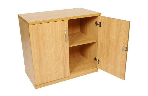 New Storage Cupboards