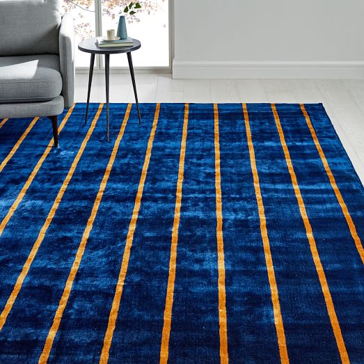 Christina Lundsteen Striped Rug | west elm