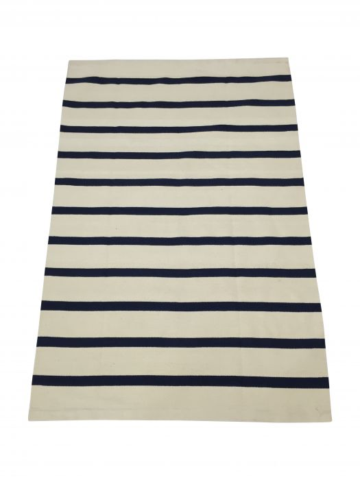 Striped Wool Rug by Oeuf, Exclusive to Sprout San Francisco