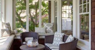 Comfortable Sunroom Furniture Ideas & Photos | Houzz