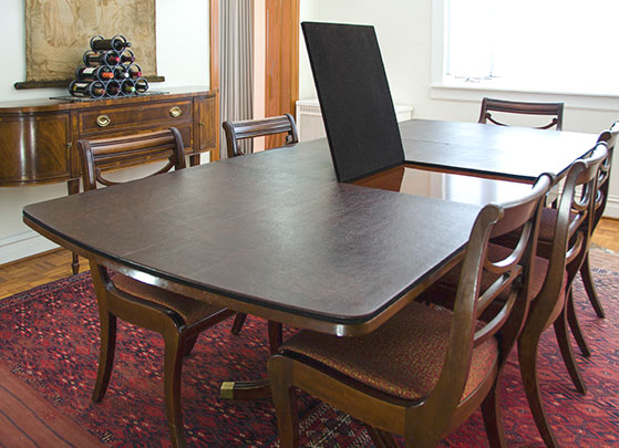 Superior Table Pad Co. Inc | Table Pads | Dining Table Covers