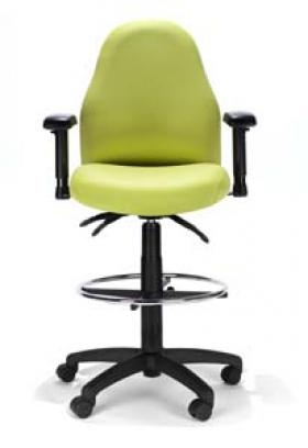 Tall Office Chair Stool Series 4833 by RFM Seating @ Office Chairs