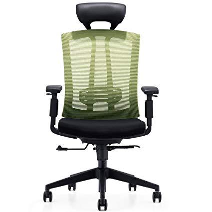 Amazon.com: CUBOC 24 Hour High Back Ergonomic Office Chair with Tilt