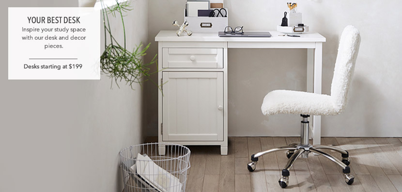 Teen Furniture - Bedroom, Study & Lounge Furniture   PBteen