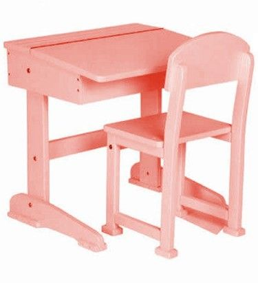 Saplings Pink Toddler Desk and Chair | Grandkids - My new obsession