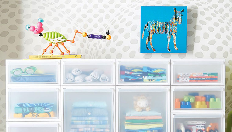 Toy Storage Ideas | The Container Store