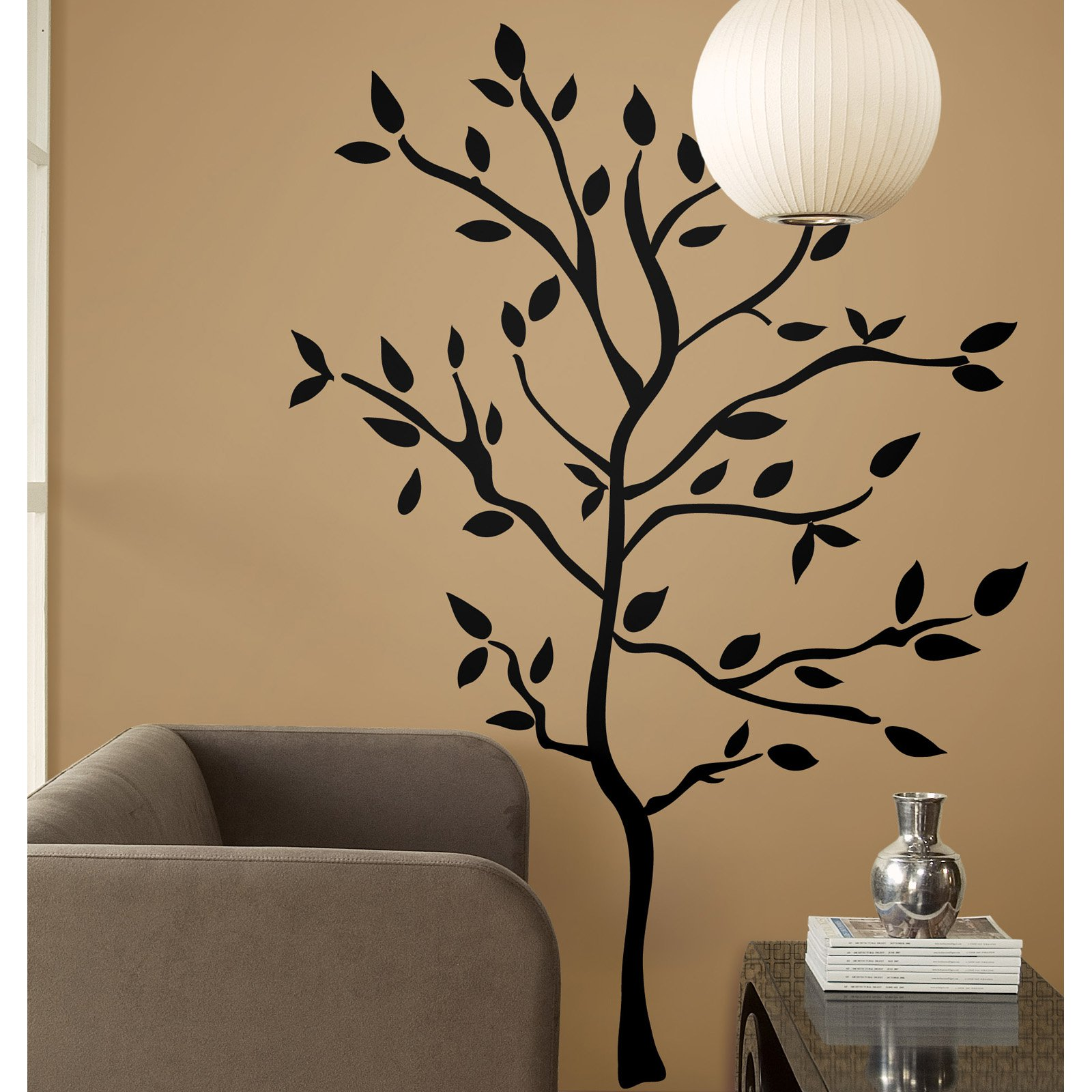 Tree Branches Peel and Stick Wall Decals - Walmart.com