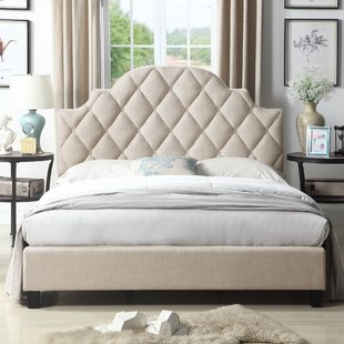 Diamond Tufted Bed | Wayfair