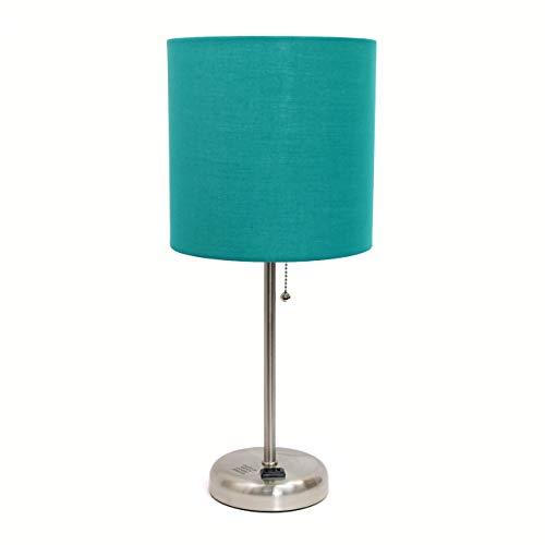 Turquoise Lamps: Amazon.com
