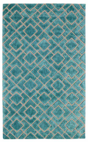turquoise area rugs at Rug Studio