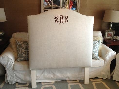 Upholstered Headboards | Three Strands Design