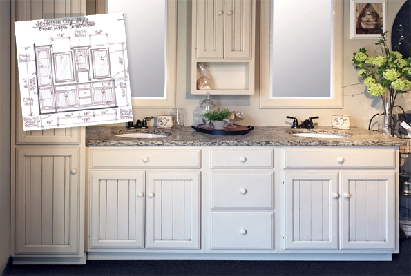 Vanity Cabinets | Kitchen Cabinets | Dining Room Cabinets