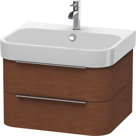 Happy D.2 Vanity unit wall-mounted #H26364 | Duravit