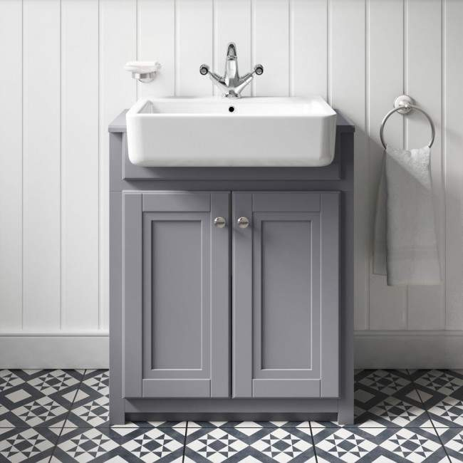 Luxury Freestanding Vanity Units - Modern & Traditional | Drench
