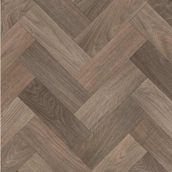 CFS Enchantment Vinyl Flooring | £12.60 m2 + Vat | Parquet Dark Oak