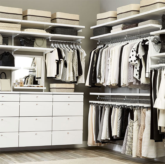 Walk In Closets - Ideas & Designs for Walk In Closets