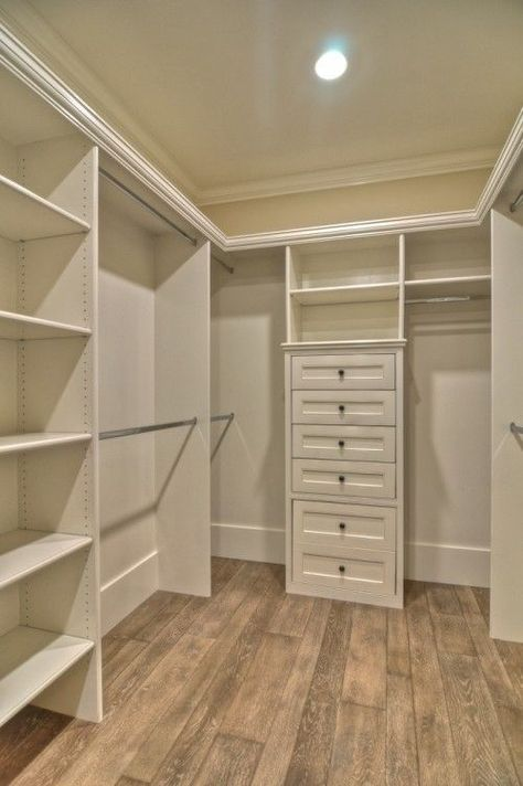 Style Board Series: Master Closet | Walk in closet | Pinterest