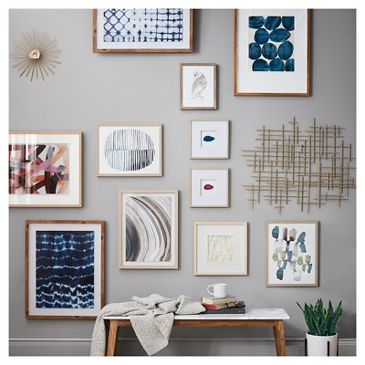 2pk Shibori Wall Art - Threshold™ : Target