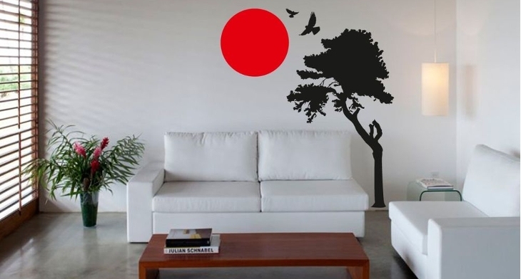 16+ Japanese Wall Art Designs, Ideas | Design Trends - Premium PSD
