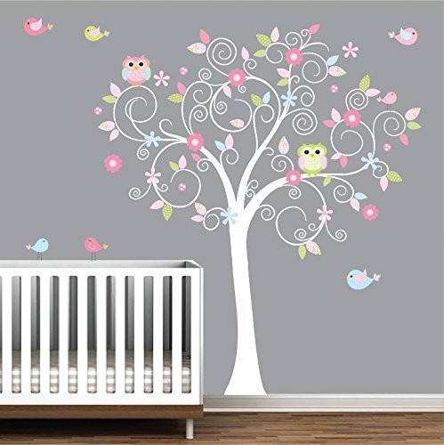 Top Tips of Choosing Wall Decals for   Nursery