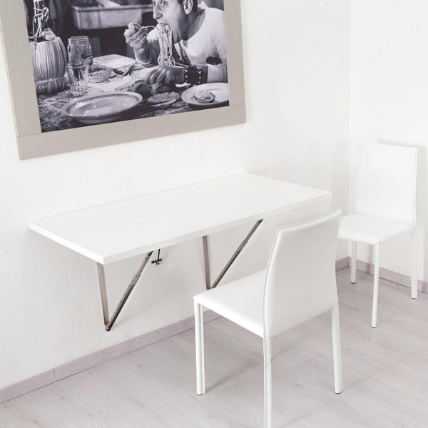 Flip ~ wall mounted folding table | SPACEMAN