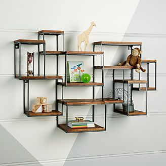 Kids Shelves & Wall Cubbies | Crate and Barrel