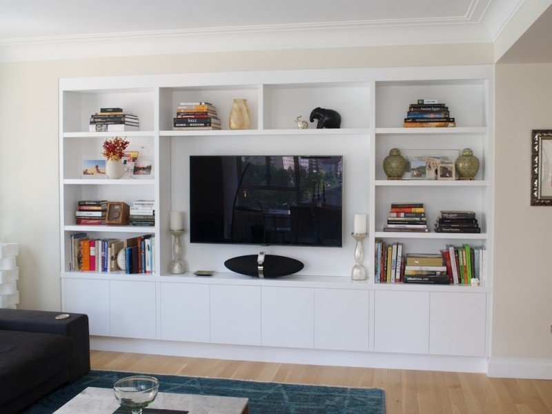 White Wall Units And Entertainment Centers - Ideas on Foter