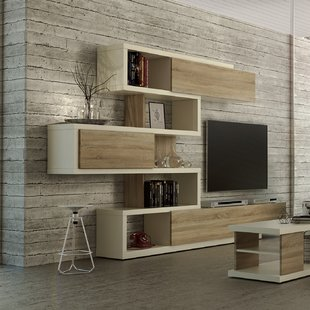 Tv And Media Wall Units | Wayfair.co.uk